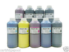 9Pint pigment refill ink for Epson Stylus  Pro7800 Pro9800 Wide-format printer