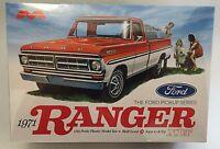 Moebius 1971 Ford F100 Ranger XLT Pickup 1:25 scale model kit new 1208