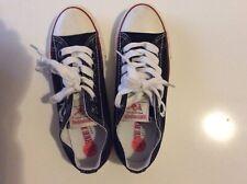 True Religion woman black sport shoes size 5