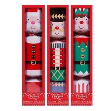 Giant Christmas Cracker Santa Elf Nutcracker Large Jumbo Xmas Dinner