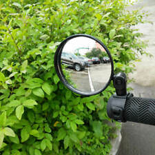 360° Flexible Safe Rear View Mirror Bicycle Cycling Bike Handlebar Rearview 1X