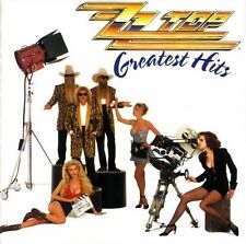 ZZ Top GREATEST HITS Best Of 18 Essential Songs COLLECTION New Sealed CD