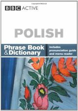 Polish Phrase Book & Dictionary: Includes Pronunciation Guide & Menu Reader (Pol