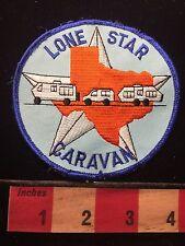 RV Camper Patch Texas Patch - Lone Star Caravan 69FF