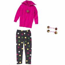 Gymboree Merry & Bright 3pc Set-Sweater,Leggings,PT Holders NWT 3 4 Retail Store