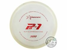 USED Prodigy Discs 400 PA1 173g Clear Red Foil Putter Golf Disc