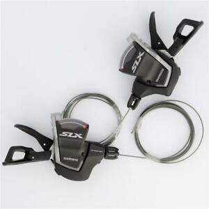 Shimano Deore SLX SL-M7000 Schalthebel Set - 2/3x10-Fach Schelle - NEU