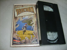 VHS *TRACTION Video Magazine* RARE Dirt Action Issue Awesome Action & Soundtrack