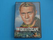 The Great Escape 1963 (Dvd 1998 Widescreen) Steve Mcqueen, James Garner