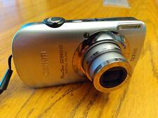 Camera Canon Powershot SD960 IS Digital ELPH 12.1 Mega Pixels, Silver