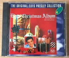 The Original Elvis Presley Collection 4 The Christmas Album Near Mint CD UK POST