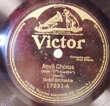 Arthur Pryor's Band 78 RPM Record Anvil Chorus & Forge in the Forest 1912