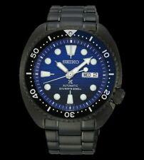 Seiko SE Save the Ocean Dark Turtle Diver's Men's Watch SRPD11K1