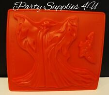Disney Maleficent silicone mould/mold Chocolate/party/fondant/Sleeping Beauty