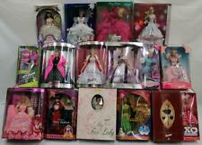 Lot of 16 Barbies and Other Items-Disney, My Fair Lady, Holiday & More Nib, Nr