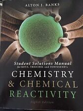 Study Guide For Chemistry And Chemical Reactivity by Michael J Moran &Solutions