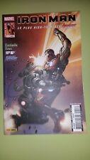 comics IRON MAN le plus high-tech des avengers n°3