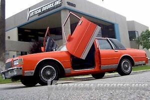 Vertical Doors - Vertical Lambo Door Kit For Chevrolet Caprice 1977-90