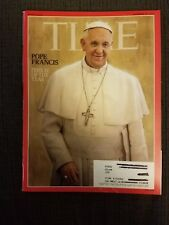 Time Magazine - Pope Francis - December 23, 2013