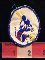 VTG 1940s MICKEY MOUSE BOND BREAD (GENERAL BAKING CO.) ADVERTISING PATCH 00WW