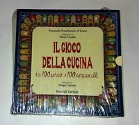 Il gioco della cucina - Emanuela Notarbartolo - Passigli, 2011