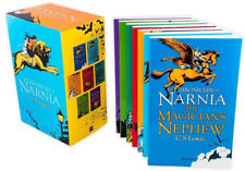 The Chronicles of Narnia Complete 7 Books Box Set By C.S. Lewis