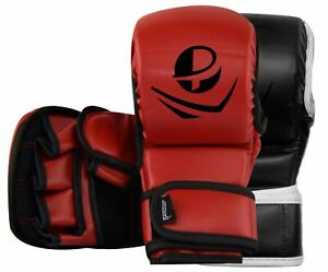 Classic MMA Sparring Gloves Martial Arts Muay Thai Boxing Training