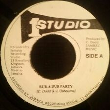 JOHNNY OSBOURNE - RUB-A-DUB PARTY (STUDIO 1) 1982