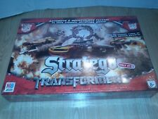STRATEGO TRANSFORMERS Strategy Game FACTORY SEALED NEW 2007 Target Hasbro #42105