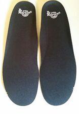 New Dr Martens Air Wair Factory Black Foam Insoles Mens Doc Martin 1 Pair