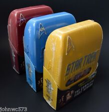 STAR TREK THE COMPLETE ORIGINAL SERIES (SEASONS 1-3) 22 DVD BOX SET | NEW SEALED