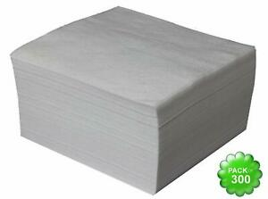 "Microcare Lint Free Cleanroom Wipes (Wipers) 9 x 9"" (Pack of 300)"