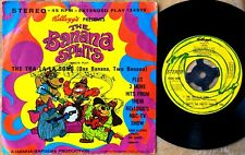 BANANA SPLITS picture sleeve EP THE TRA-LA-LA SONG, 3 More Hits From NBC-TV Show
