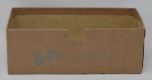 BARBIE TAN ACCESSORIE BOX FOR VINTAGE BARBIE CASE