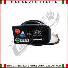 Display LED 36/48 Volt - Connessione Standard - BICI ELETTRICA E-BIKE MOD.880