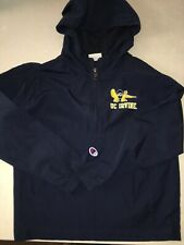 Uc Irvine Anteaters Kids Windbreaker Hoodie Jacket Small S Uci