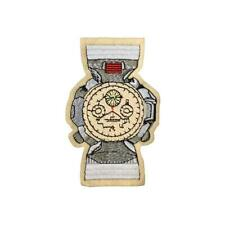 Cool Silver Wrist Watch (Iron On) Embroidery Applique Patch Sew Iron Badge