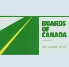 Boards of Canada-Trans Canada Highway EP CD SINGLE NUOVO