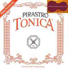 GENUINE NEW PIRASTRO TONICA VIOLIN STRINGS SET 4/4 FAST UK DISPATCH