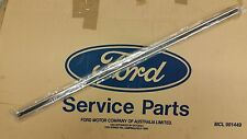 NOS GENUINE FORD CHROME BOOT MOULD XC FAIRMONT GXL