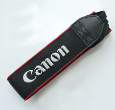 "NEW Genuine Canon EOS DSLR Camera Shoulder Neck Strap 1.25"" Wide. T3 T5 T3i T5i"