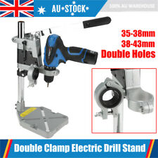 Bench Electric Drill Stand Press Power Tool Clamp Base Frame Holder Bracket