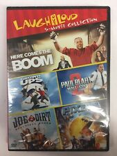 Grownups 2/Here Comes The Boom/Joe Dirt 2/Mall Cop/Pixels,**New, Free Shipping**