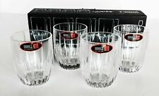 Riedel Spey Auguri Double Old-Fashioned Tumbler Whiskey 4 PC Glass Set (NiB)