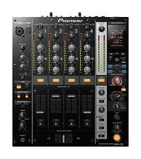 Pioneer Djm-750k 4 Channel DJ Digital Mixer Black With Effects USB EQ 750