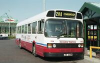 YORKSHIRE TRACTION LWE238W 6x4 Quality Bus Photo