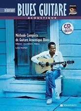 Méthode guitare & CD - Blues Guitare Acoustique - Débutant