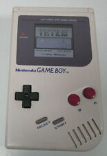 Nintendo Game Boy grau mit IPS LCD Display / Original Gehäuse
