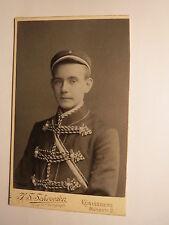 Wingolf Königsberg Ostpreußen - Willy Schliewe - SS 1906 CDV Studentika Erlangen