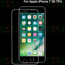 Clear TPU Mobile Phone Screen Protectors for iPhone 7